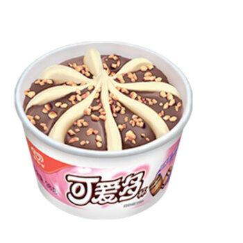 和路雪可爱多杯 朗姆口味冰淇淋雪糕 400226