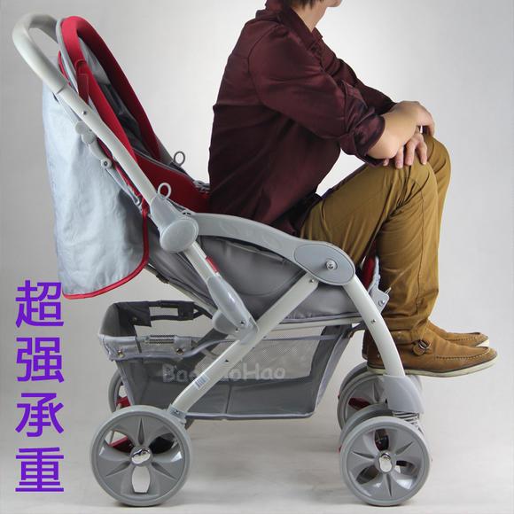 婴儿车宝宝好孩子婴儿推车可坐平躺伞车轻便折叠手推车儿童车bb车