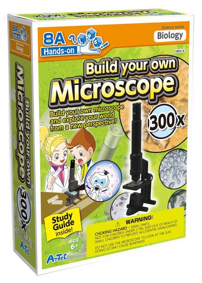 日本artec手工制作显微镜300倍