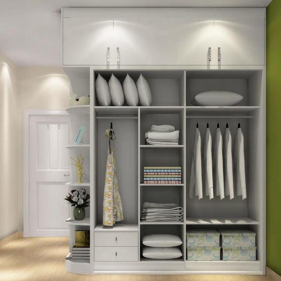 武漢家具定制 兔寶寶生態板柜體 移門衣柜個性定做 免費量尺設計