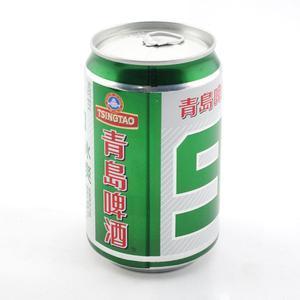 青岛9度啤酒灌装330ml
