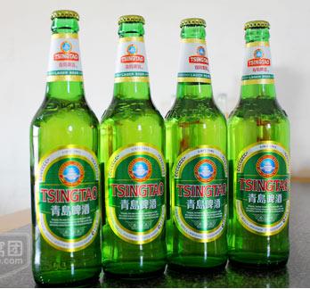 商品详情 青岛啤酒 玻璃瓶500ml 鼎丰外卖