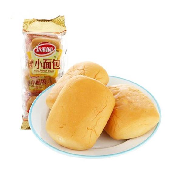 达利园法式小面包200g图片