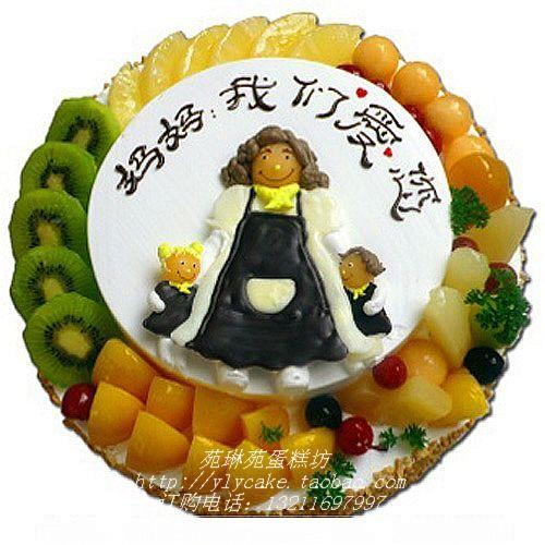 (4)蛋糕乃手工制作产品,不同的糕点师对图片上花型的理解不同以及