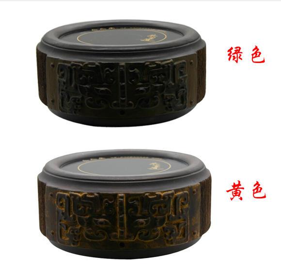?_博正茶葉 饕(tao)鬄(ti)花紋紫砂電陶爐 無輻射 可永久使用