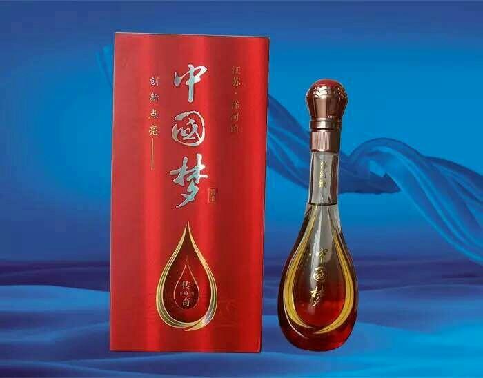 商品详情             绵柔型42度         洋河中国梦总代理180314