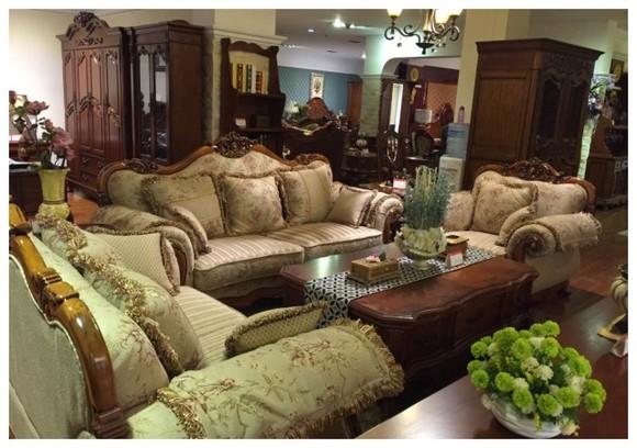 一品卡蒂欧式沙发(限一套)图片