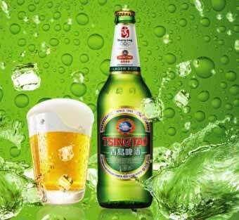 青岛啤酒600ml