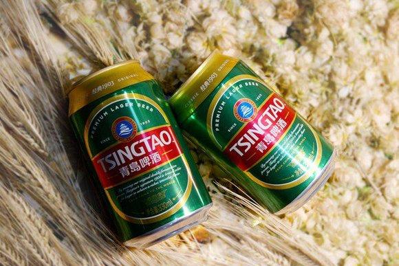青岛啤酒经典1903易拉罐(330ml*24罐)