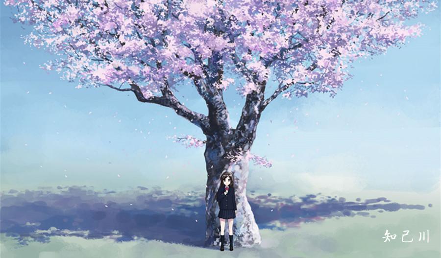微信头像风景或花草树