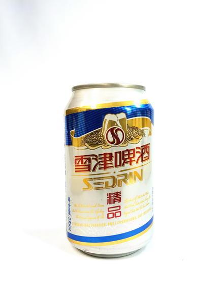 雪津啤酒精品330ml