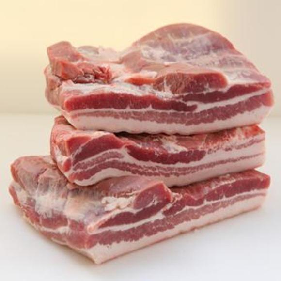 五花肉【大红门冷美食】-福成聚福坊小吃陕西沃德鲜肉广场图片