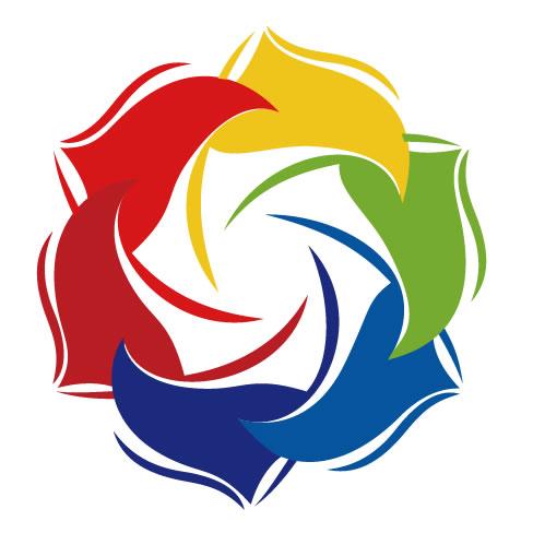 携程logo贝瑟 矢量图