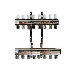 欧文托普公�_欧文托普 特种不锈钢集/分水器 带流量计 304不锈钢分集水器