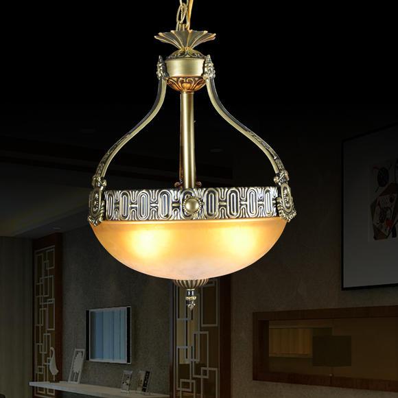 复古欧式|楼道|走廊|过道|阳台吊灯经典防铜单头别墅灯具