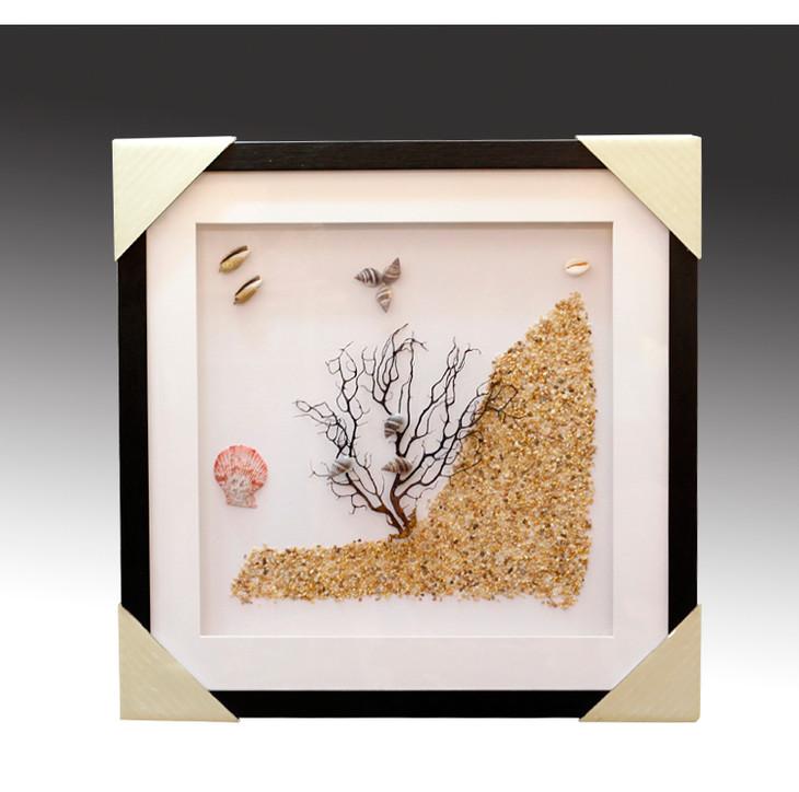 【克拉湾】欧式海洋风情装饰画挂画装饰画客厅壁画