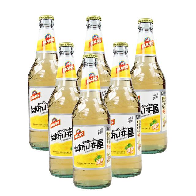 汉斯小木屋508ml*9瓶