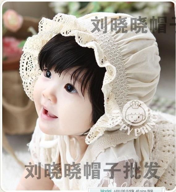 可爱小公主帽