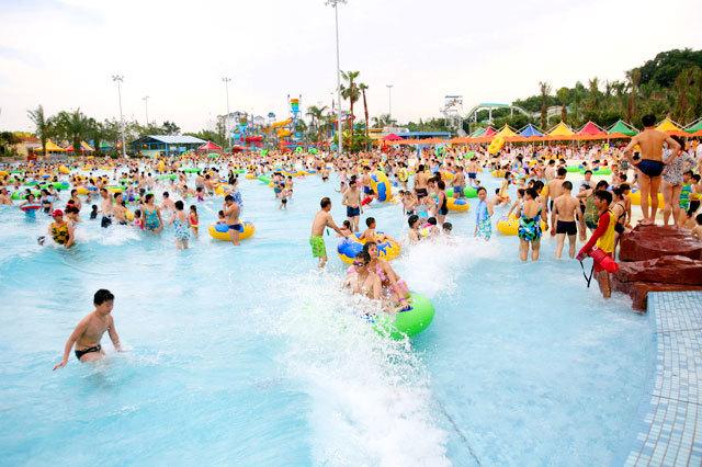 西安迪比斯欢乐水世界门票