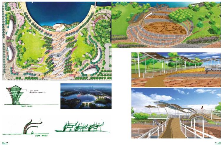 景观设计师手册公园篇上下