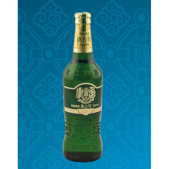 奥古特青岛啤酒