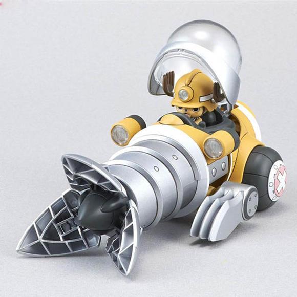 乔巴机器人 4号钻头