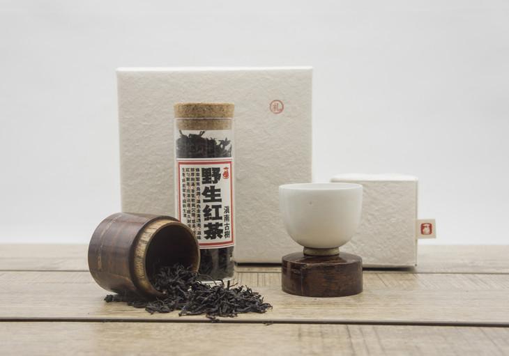 野生古树红茶组合礼品套装