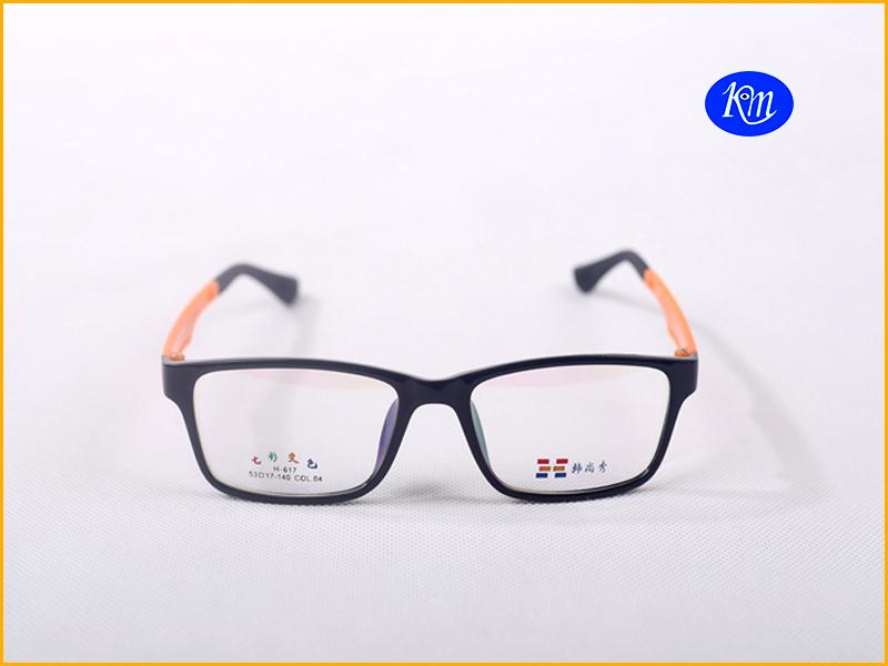 叶县康明20014韩尚秀新款七彩变色镜框简约超轻男女时尚眼镜架图片