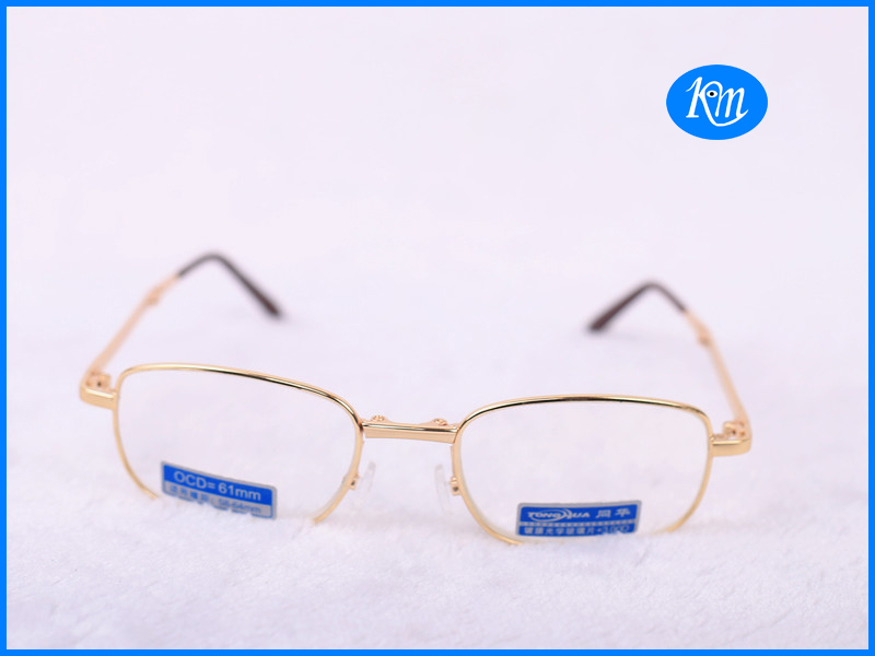叶县康明同华2014新款镀膜光学玻璃片300度(三百度)男女老花镜图片
