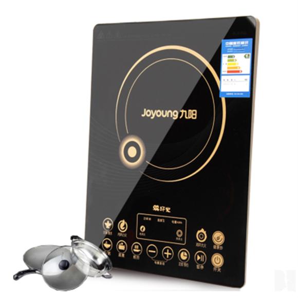 joyoung/九阳c21-dc002电磁炉 一级能效 超薄触摸屏 双环火更省电