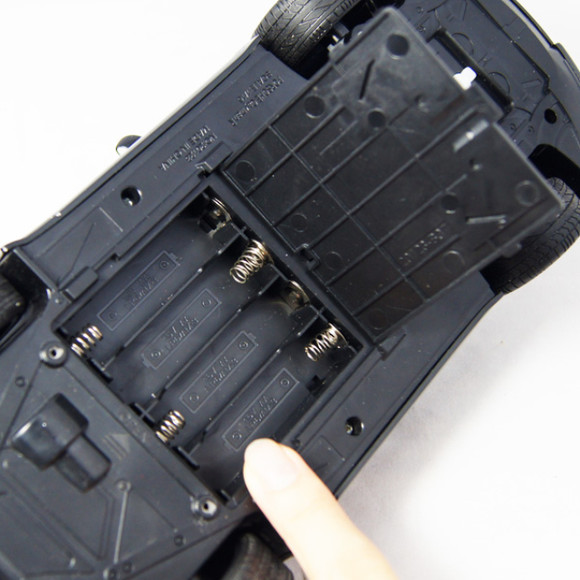 手机蓝牙控制遥控车电路接线图