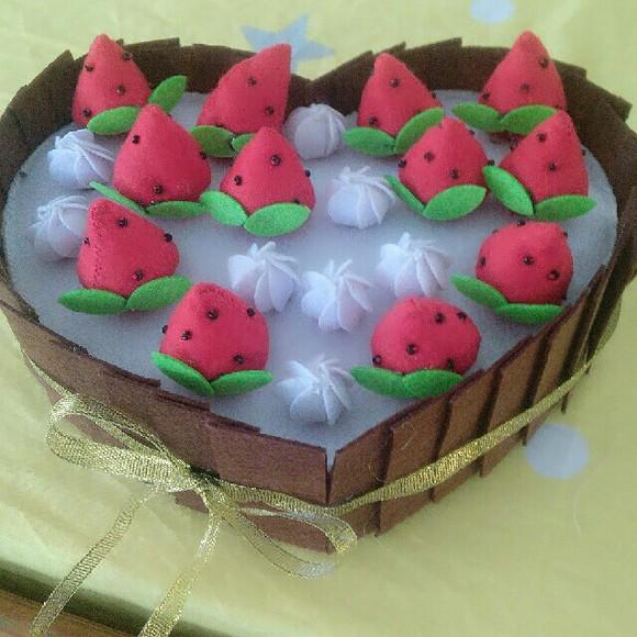 纯手工制作蛋糕