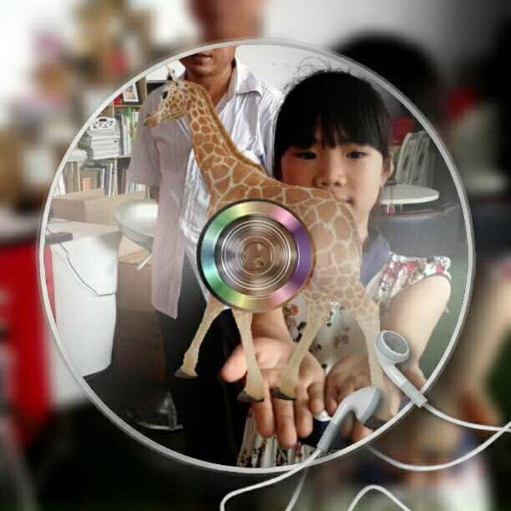3d魔法拼图(动物趣味拼图)虚实互动亲子教育好帮手