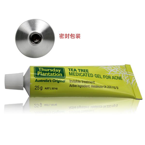 茶树祛痘凝胶25g