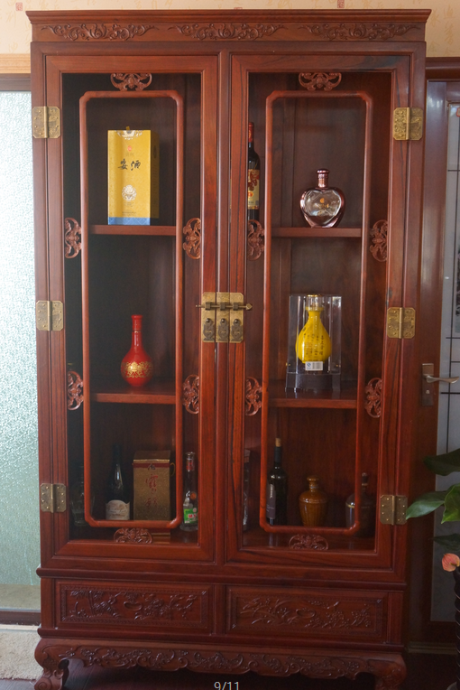 小柜子 红木家具