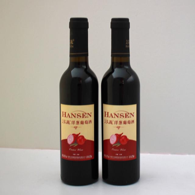 汉森洋葱干红葡萄酒图片