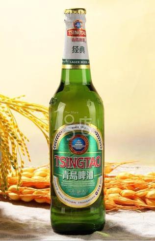 青岛啤酒600ml(瓶装)