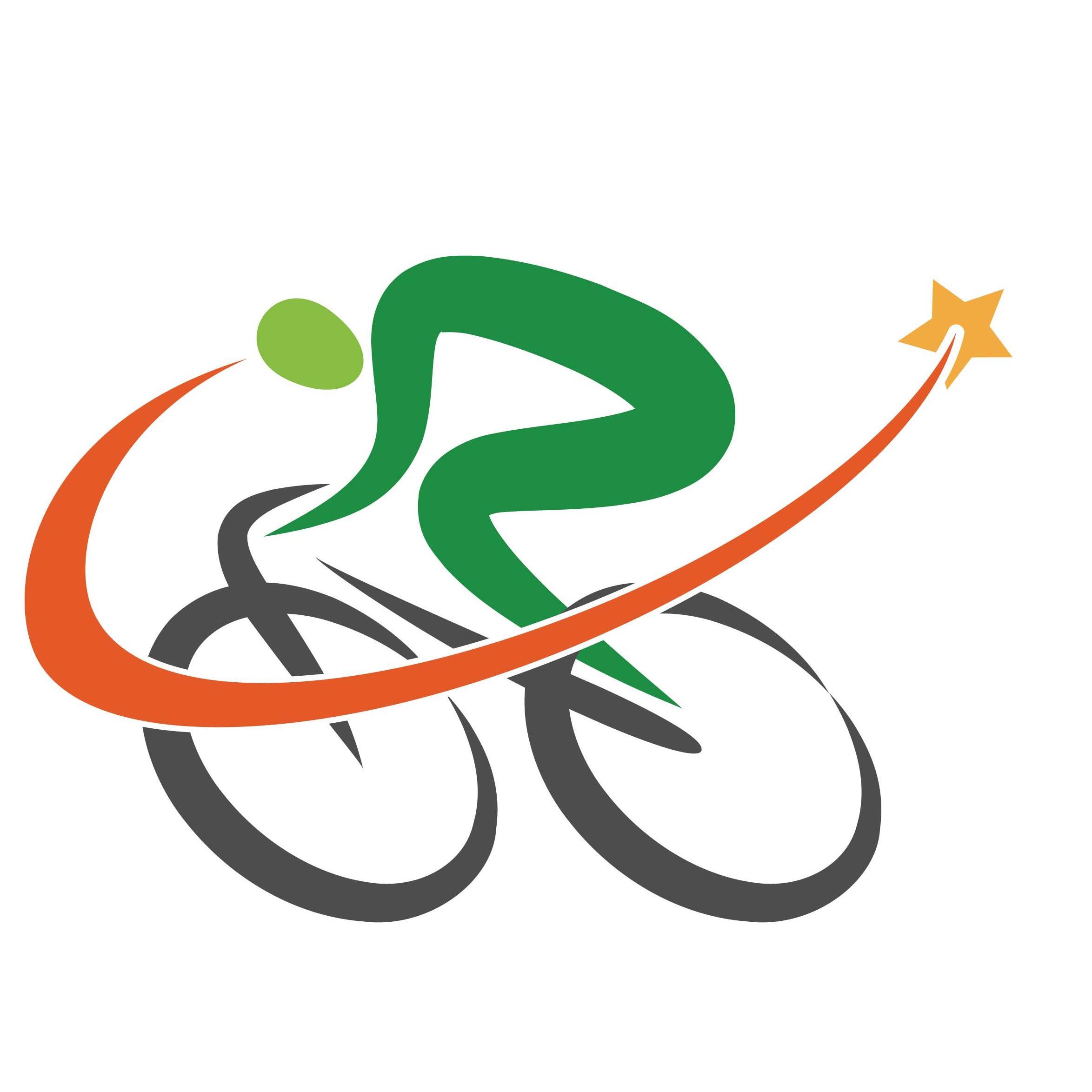车轮logo矢量图
