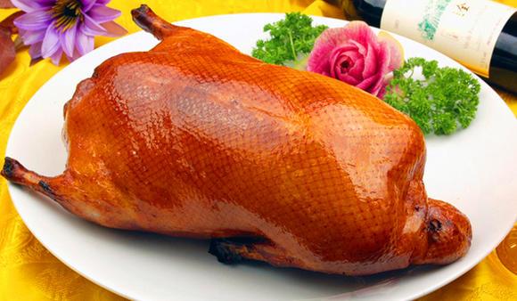 北京鸡和鸭农庄_开心农庄烧全鸭