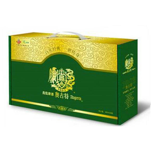 青岛啤酒奥古特听 礼盒(易捷独有)