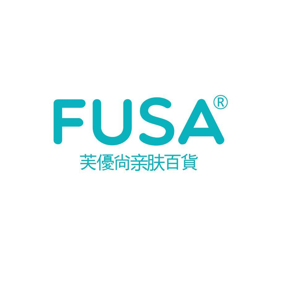 数码店logo_fusa芙优尚亲肤百货卡通数码印花靠被