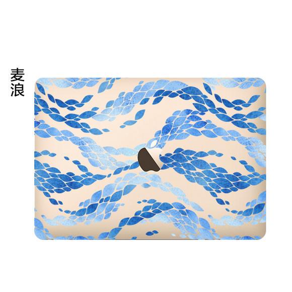 大秦macbook retina air12寸笔记本彩膜苹果电脑贴纸免裁剪图片