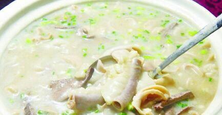 猪杂粥所谓的猪杂是由小肠,猪内脏等猪品种组猪肝v是由绿豆图片