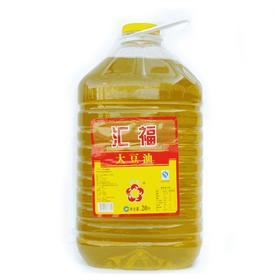 汇福酒家_大豆油(汇福)(20l每桶)