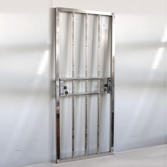 白钢护栏_白钢中锁护栏