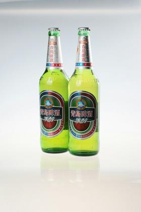 600ml/瓶青岛啤酒冰醇