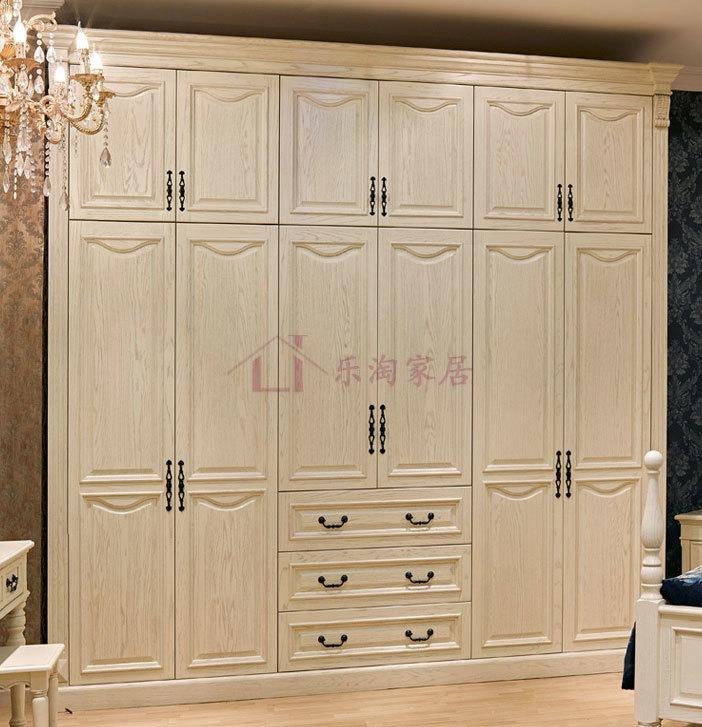 实木柜门,经久环保,罗马柱样式齐全,可供选择.图片