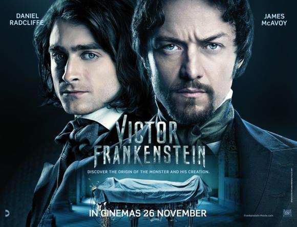 维克多·弗兰肯斯坦/科学怪人:创生之父/怪物/victor