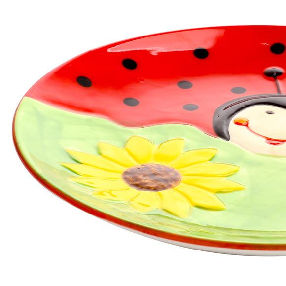 趣玩创意 homee纯手绘动物碗组合装 可爱卡通陶瓷碗盘子勺子套装