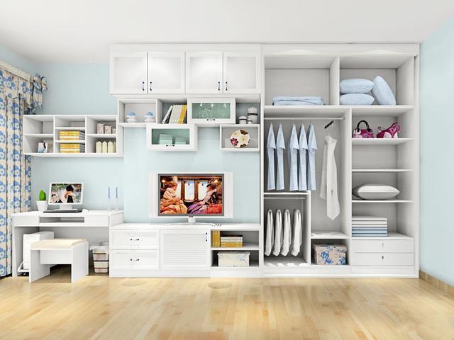装修课:衣柜的设计,选购,类别,衣柜知识大全